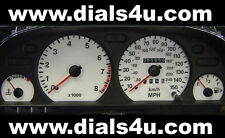 FORD MONDEO Mk1 or Mk2 (1992-2000) - 150mph (Petrol or Diesel) - WHITE DIAL KIT
