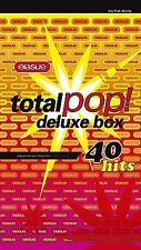Total Pop! The First 40 Hits [Long Box] by Erasure (CD, Apr-2009, 4 Discs, Rhino (Label))