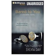 BARED TO YOU unabridged audio book on CD by SYLVIA DAY - Brand New! 11 Hours!