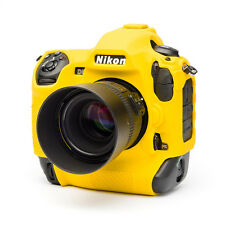 easyCover Pro Silicone Skin Camera Armor Case to fit Nikon D5 DSLR - Yellow