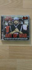CD Album DJ Desue - Art of war AG O.C. Sean Price Kurupt Buckshot Hip Hop Rap