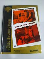 Jours de Vin Y Roses Jack Lemmon - DVD + Libro Espagnol Anglais Région 2