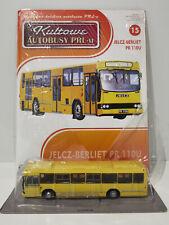 RARE IXO IST JELCZ BERLIET PR 110U Kultowe Autobusy PRL-u 1:72 no.15 fiat