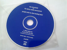 Lisa Stansfield Vs Dirty Rotten Scoundrels People Hold On Promo CD Single