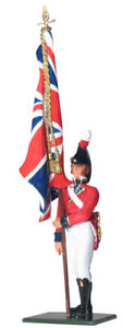 Britain 43141 Redcoats Series Ensign Kings Own 4th Regiment of Foot New Retired