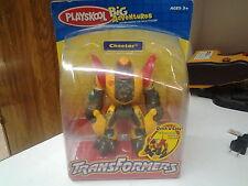 2001 HASBRO Playskool Transformers Big Adventures (Go-Bots) Cheetor, loose