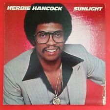 HERBIE HANCOCK Sunlight LP Vinyl VG++ Cover VG+ Sleeve 1978 Columbia JC 34907