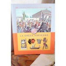LA GRECE ANCIENNE. La terre des héros Pierre Miquel et Yves Cohat. Illustrations