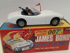 Corgi 336 JAMES BOND TOYOTA 2000GT