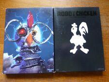Robot Chicken DVD, Complete Seasons 1-2