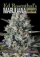 Marijuana Grower's Handbook : Ask Ed Edition, Paperback by Rosenthal, Ed; Cho...