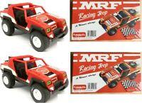 Funskool Hasbro G I Joe Military Vamp Variant MRF Racing Jeep set of 2 pcs MISB