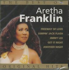 Aretha Franklin The Best Of 16 Track CD Album Greatest Hits Collection