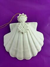 Margaret Furlong Shell Angel Ornament