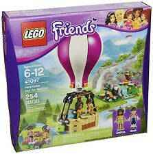 LEGO 41097 Friends Heartlake Hot Air Balloon, Picnic, New in sealed box, Retired