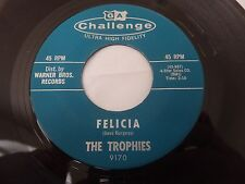 The Trophies Felicia / That's all I Want from You Challenge 9170 VG++