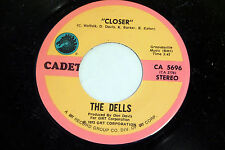 Dells: Closer / Give Your Baby a Standing Ovation  [NEW & Unplayed]