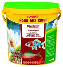 Promotion Food Basin sera Pond Mix Royal 10 Liters Ref 7107
