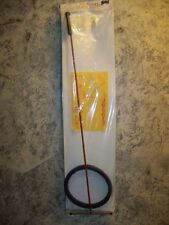 Vintage made USA rubber wheel hoop T stick JOGGER old fashioned active fun kids