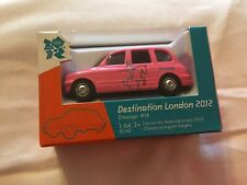 OLYMPIC DESTINATION LONDON 2012 DRESSAGE #14 TAXI