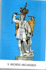 168 S. Michele Arcangelo Santino Holycard