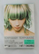 Temporary Hair Color Teal 1 Kit