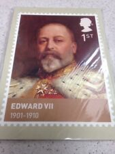 Stampcards Kings And Queens - The Age Of The Windsors And Same-Coburg-Gotha