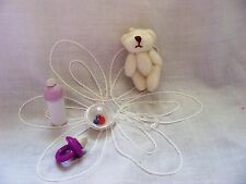 ACCESSORIES SET FOR 5 inch Berenguer  Doll / Miniature Reborn Doll
