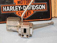 Harley Davidson Ironhead Sportster Front Brake Master Cylinder