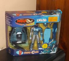 Action figure DIABOLIK Track of the Panther D-SNOW ACTION Deluxe Saban 1999