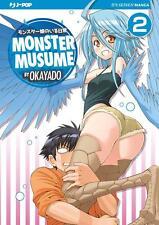MONSTER MUSUME 2 - MANGA J-POP NUOVO jpop