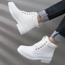 new Winter Boots Women Ankle Boots Warm PU Plush Winter Woman Shoes Sneakers
