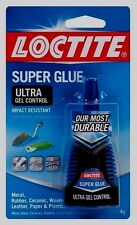 New *LOCTITE*  Super Glue ULTRA GEL CONTROL Clear High Strength 4 grams 1363589