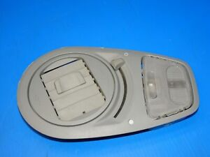 2005-2010 HONDA ODYSSEY OVERHEAD ROOF DOME READING LIGHT AC HEATING AIR VENT D