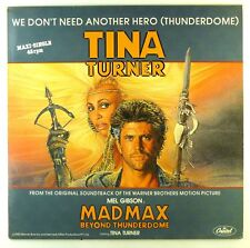 """12"""" Maxi - Tina Turner - We Don't Need Another Hero (Thunderdome) - A4799"""
