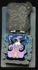 Ursula Halloween 2018 Trick or Treat Hinged LE Disney Pin