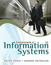 Fundamentals of Information Systems (with SOC Printed Access Card) by Stair, Ra