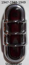 1947-1948-1949 Studebaker Commander Tail Light Assembly P/N's T14A & 14020  OEM