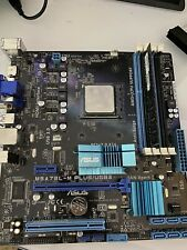Asus M5a78l-m plus/usb3 Cpu And Ram Combo