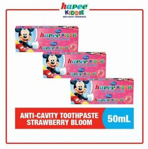 Hapee Kiddie Toothpaste Strawberry Bloom(Set of 6)