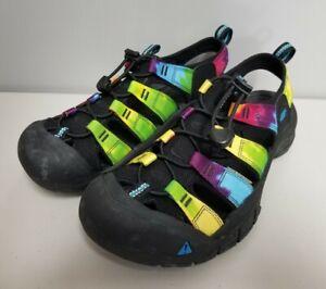 Keen Newport Retro Sandal Tie Dye Mens Size 8 40.5 New