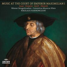 Music at the court of Emperor Maximilian I (Isaac, Desprez,...) vinyl LP NEUF