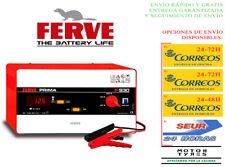 CARGADOR DE BATERIA FERVE PRIMA F-930 12V-24V BATERIAS DE 105AH-360AH GARANTIA