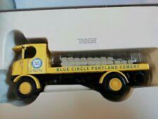 Corgi, Vintage Glory Steam, Sentinel Wagon, Cement Bags, Blue Circle 8005, MIB