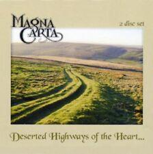 Magna Carta - Deserted Highways of the Heart 2CD NEU OVP