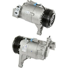 Brand New A/C AC Compressor With Clutch Fits: 2007 - 2010 Chevy Malibu V6 3.5L