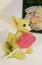 """""""Lollipop"""" Whimsical World Pocket Dragons Real Musgrave w tin"""