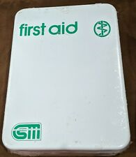 Certified Safety Manufacturing R209-025 Empty Medical First Aid Kit