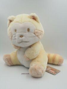 """Rascal the Raccoon MB0206B Pale Banpresto DX 2003 Plush 12"""" Toy Doll Japan"""