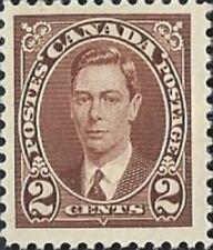 Canada   # 232  King George VI Issue   New Issue 1937 Original Pristine Gum    .